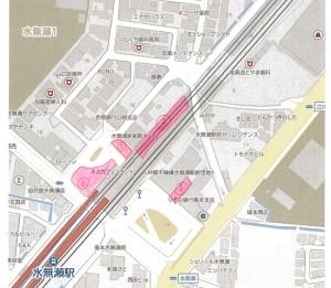 R21205手づくり市出店場所地図